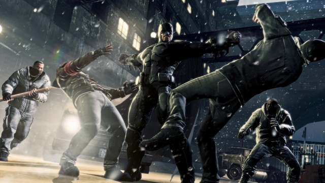 Batman in Batman: Arkham Origins trailer is already Batman