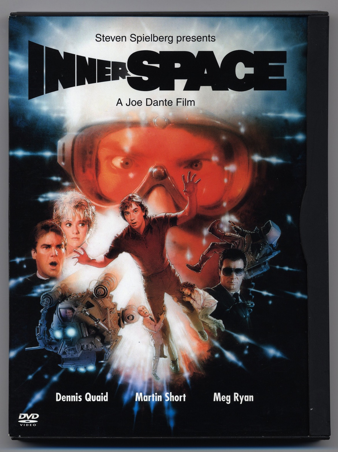 InnerSpace was a cool movie.  They need to remake it.
