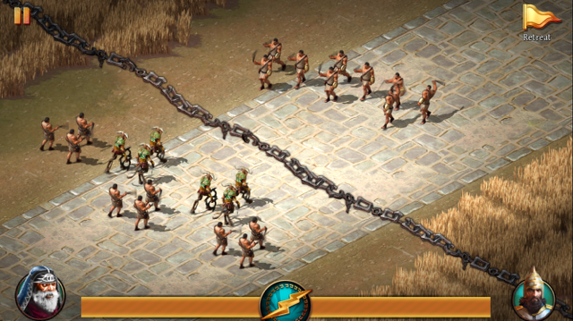 Age of Sparta Mobile Video Game