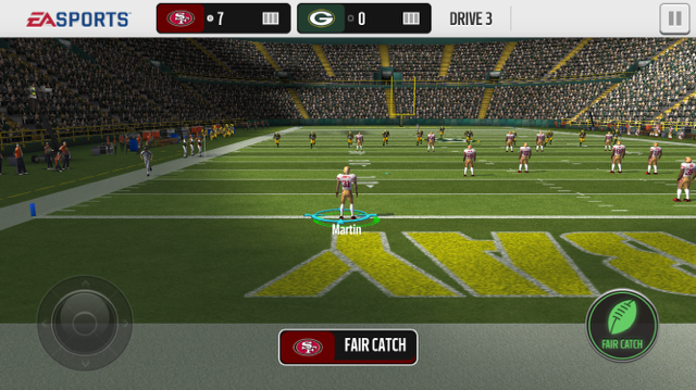 madden mobile video game