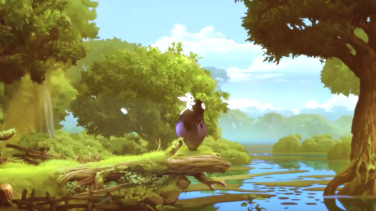 ori blind forest video game