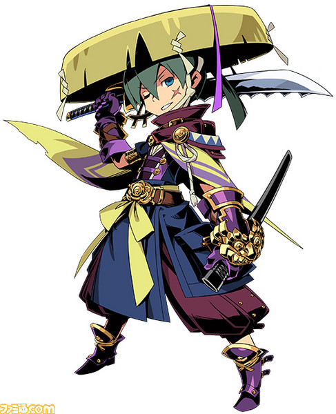 Etrian Mystery Dungeon Video Game