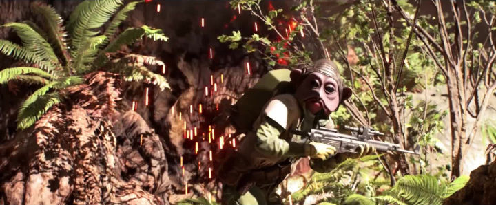Star Wars Battlefront Reveal Trailer Don T Mess With A