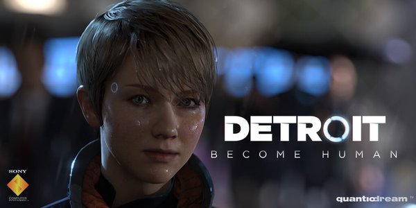 detroit become human video game
