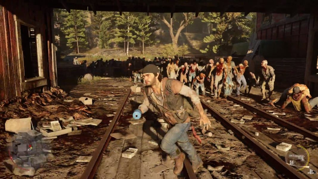days gone video game