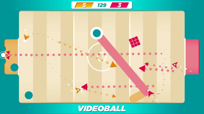 videoball video game