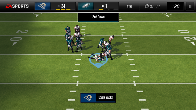 madden mobile 17 video game