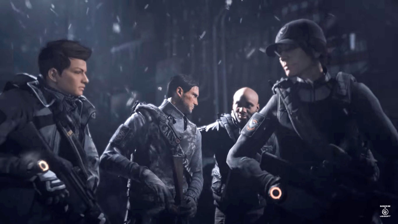 division survival video game
