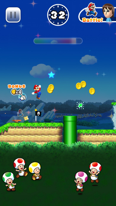 Super Mario Run Video Game