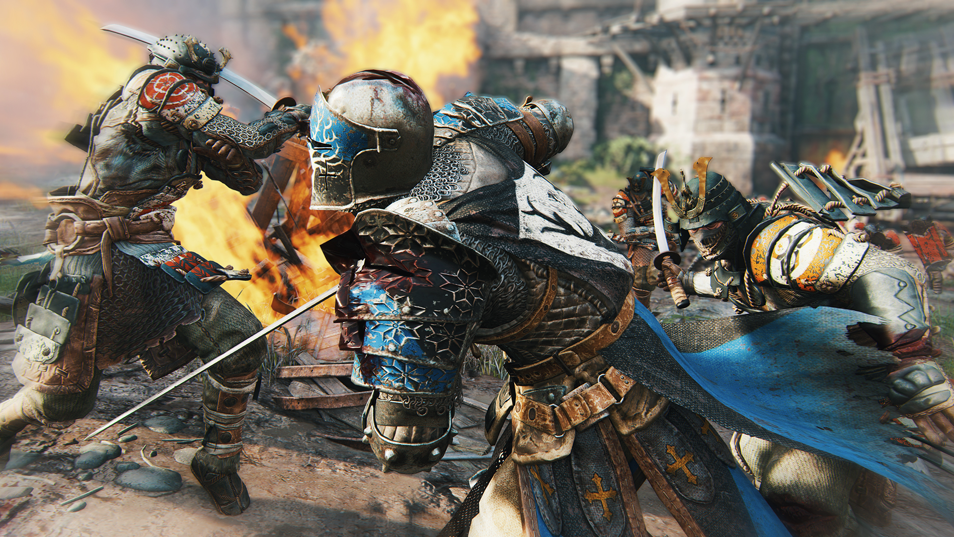 for honor video game