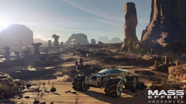 mass effect andromeda video game