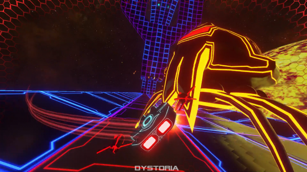 dystoria video game