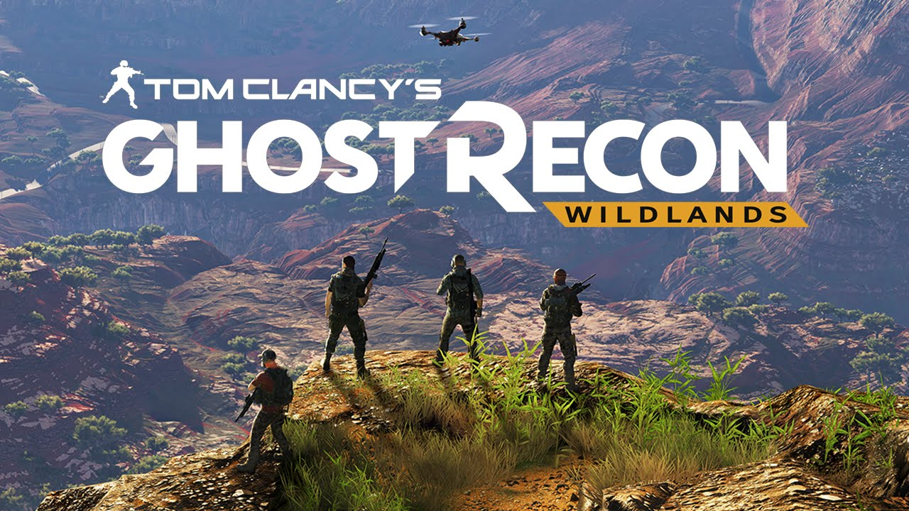ghost recon wildlands video game