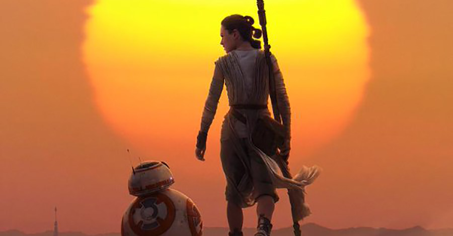 Who is Rey?