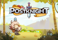 postknight video game