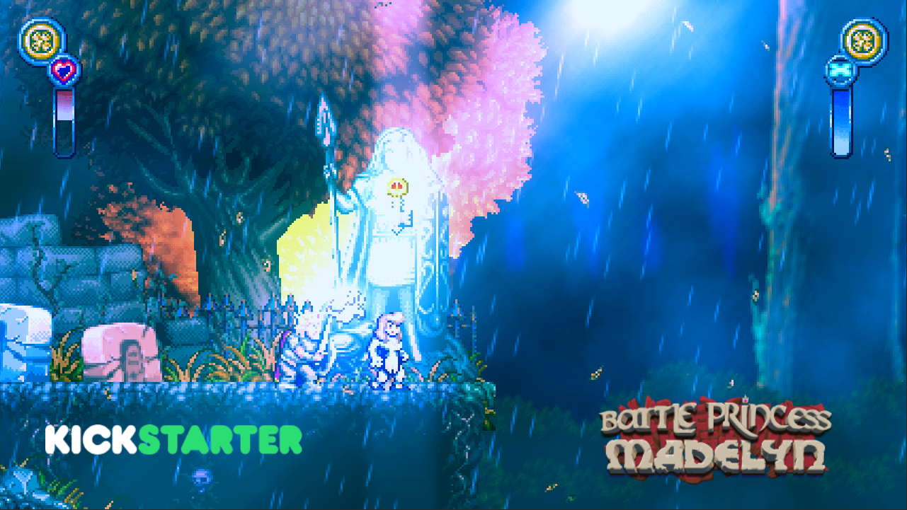 battle princess madelyn video game
