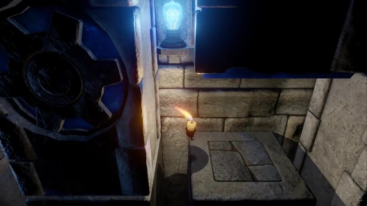 candleman video game