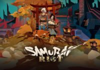 samurai riot video game