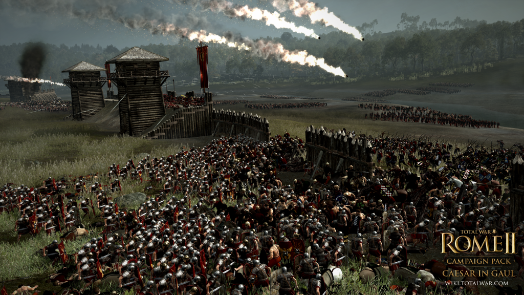 Total War: Rome 2 Caesar in Gaul Expansion – will ...